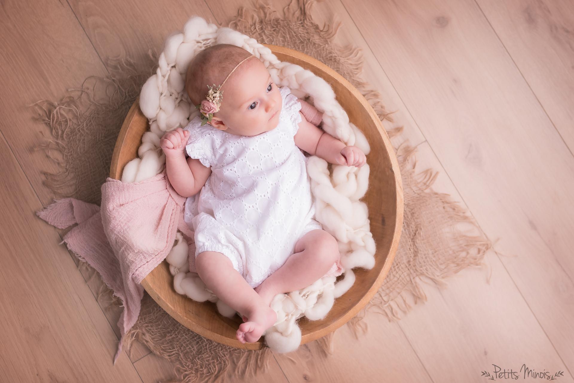 photographe nouveau-né brest