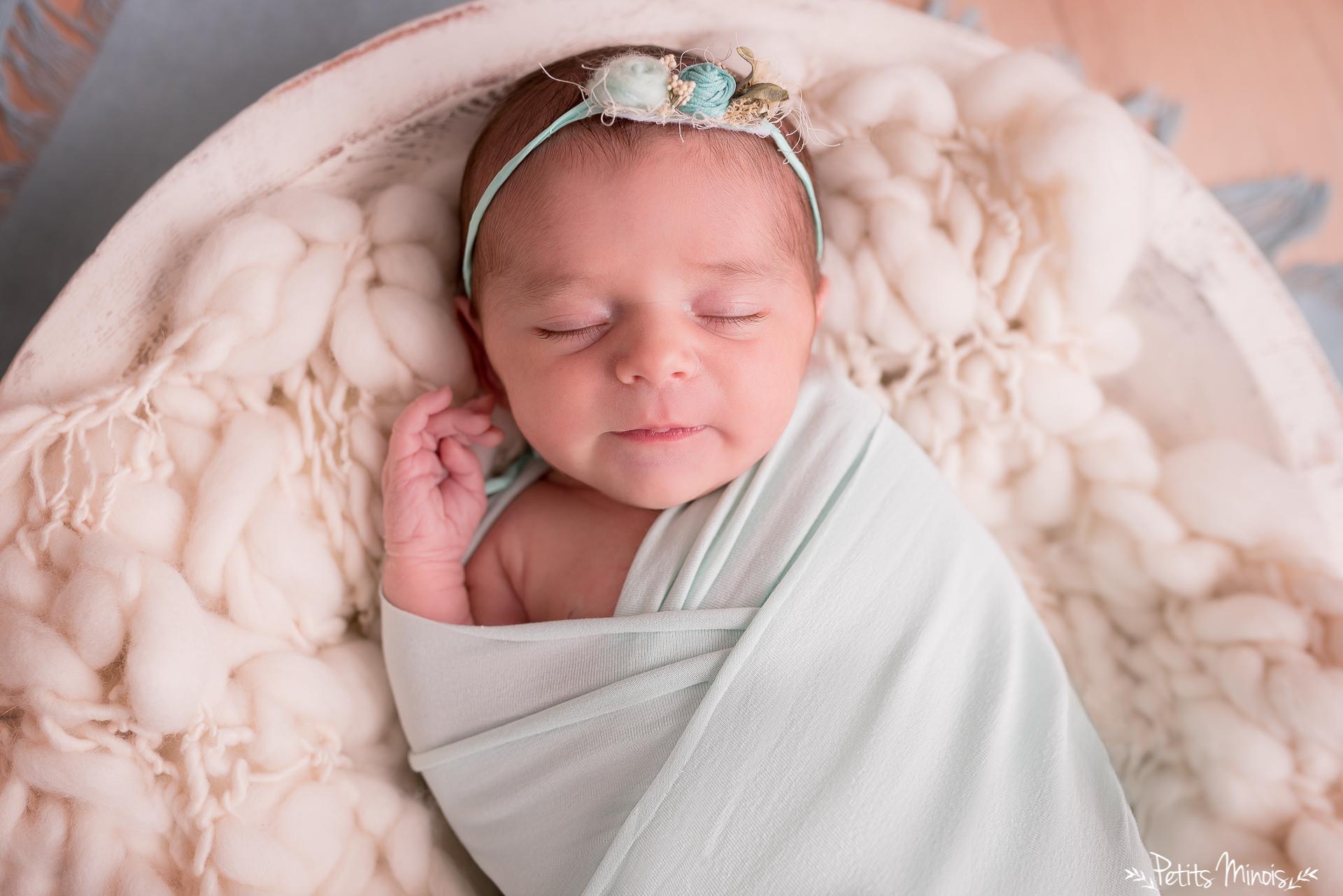 séance photo bébé Guilers