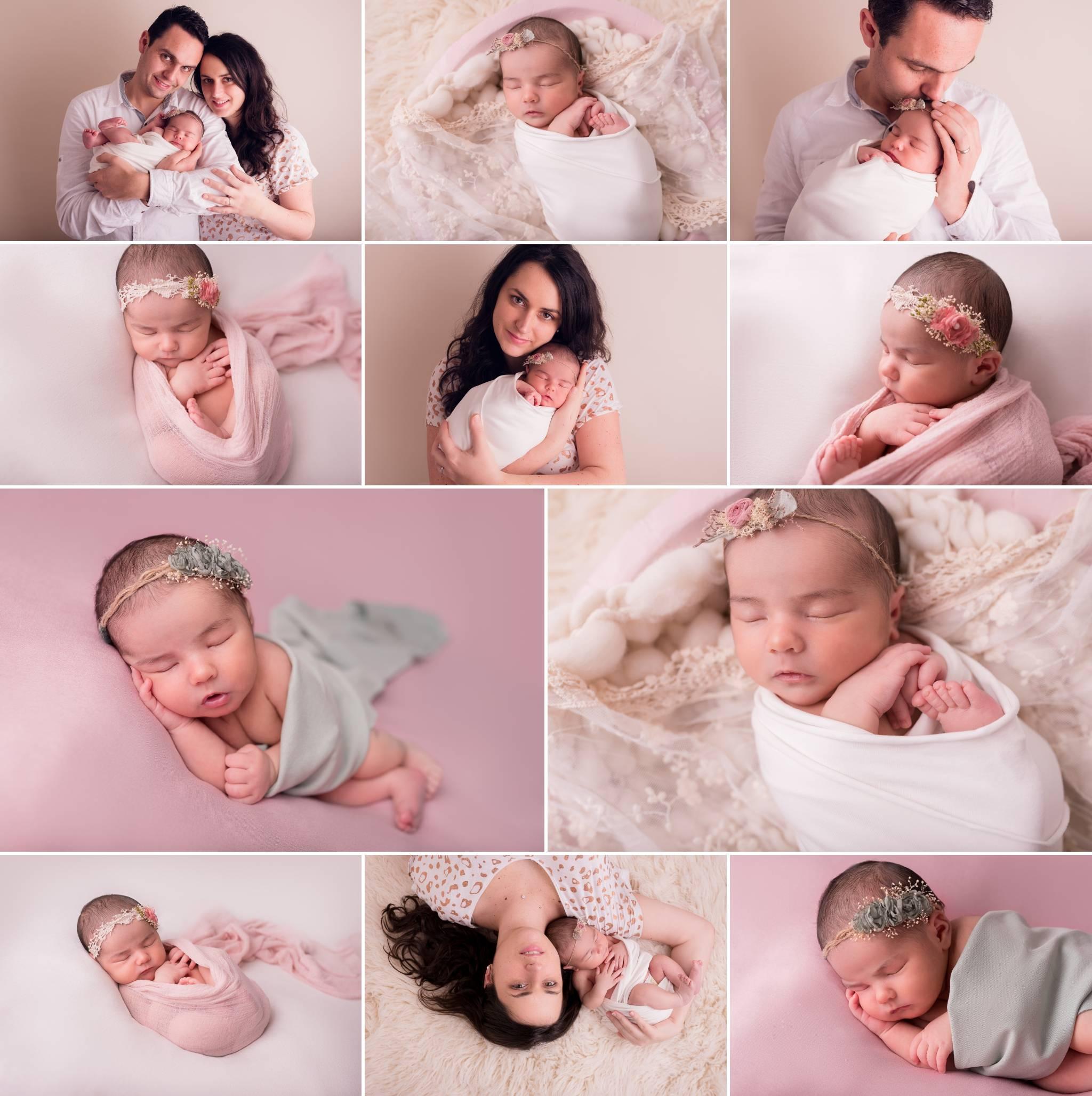 séance nouveau-né Alice petits minois photographe brest