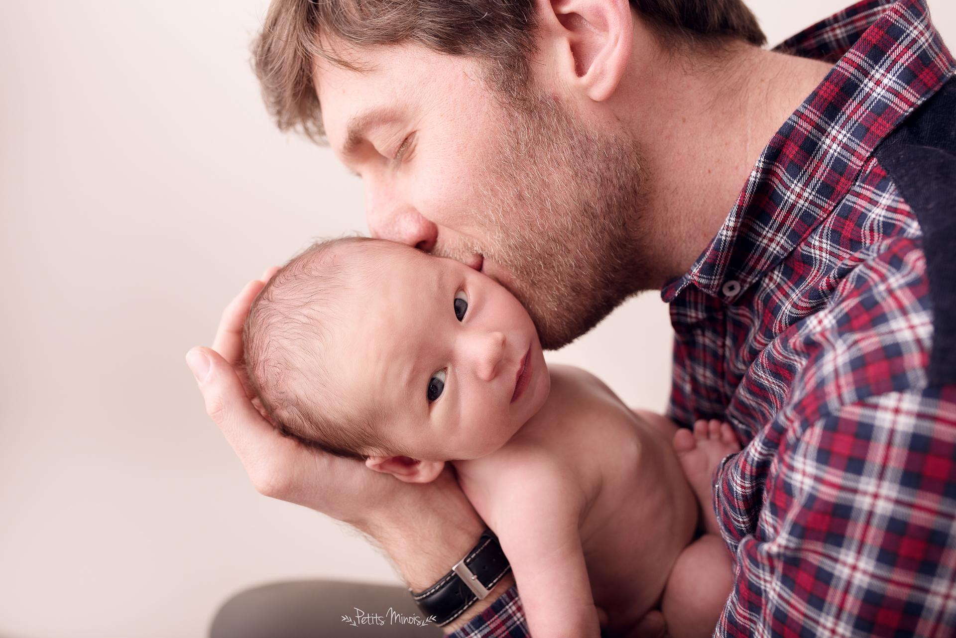 photographe nouveau-né brest Petits Minois